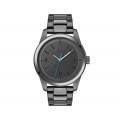 Mens Grey Create Bracelet Watch
