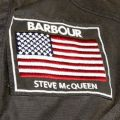 Steve McQueen™ Collection Mens Olive Escape Waxed Jacket