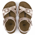 Girls Metallic Rio Kids Sandals (24-32)