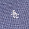 Mens Dark Sapphire Birdseye Pique S/s Tee Shirt