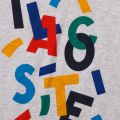 Boys Dust Letters Graphic S/s Tee Shirt
