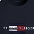 Mens Desert Sky Lines Hilfiger S/s T Shirt