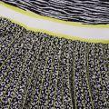 Womens Ivory Lebiiey Animal Jacquard Dress