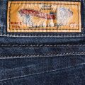 Mens 0853r Wash Belther Regular Slim Tapered Jeans