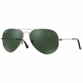 Gunmetal RB3025 Aviator Large Sunglasses