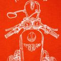 Baby Orange Bike L/s Tee Shirt