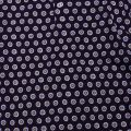 Mens Navy Edaname Geo S/s Polo Shirt