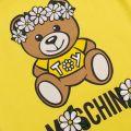 Girls Cyber Yellow Daisy Toy Dress