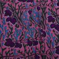 Womens Pink Floral Maxi Dress