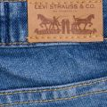 Levis Girls Indigo Nelly Denim Shorts