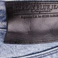 Womens Blue Wash Sophir Carrot Fit Jeans
