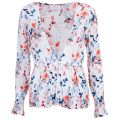 Womens Perisimmon Combo Vimarian L/s Cover Up