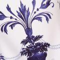 Womens Persian Blue Surinia Scallop Cami