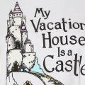 Womens Chapstick My Vacation House Tee Shirt