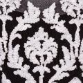 Womens Black & Ivory Scarlett Dress