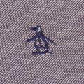 Mens Burnt Olive Birdseye Pique S/s Tee Shirt