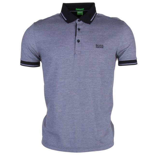 Mens Black C-Vito S/s Polo Shirt