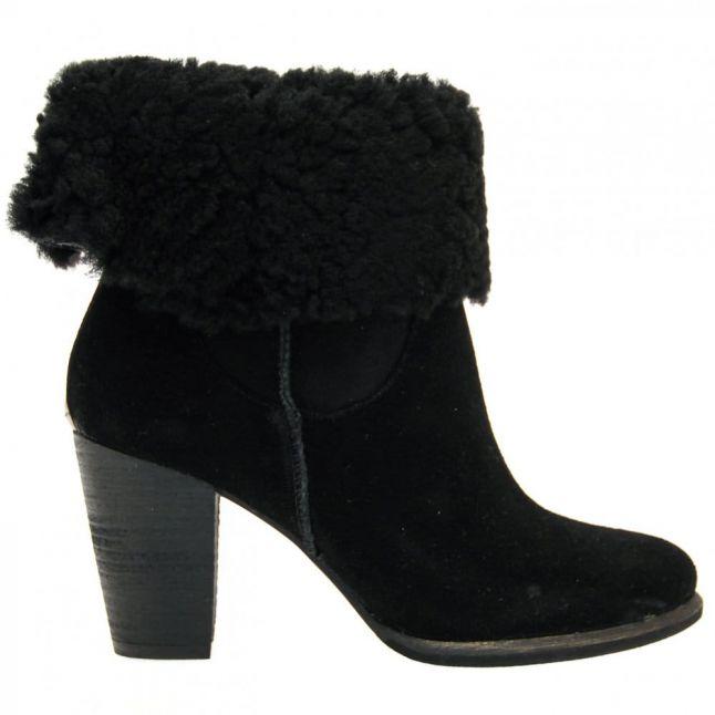 Womens Black Charlee Boots