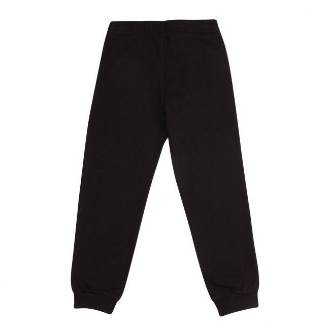 Boys Black Big Logo Sweat Pants