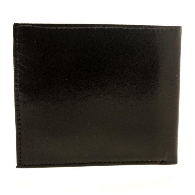 Mens Black Twopin Bifold Wallet