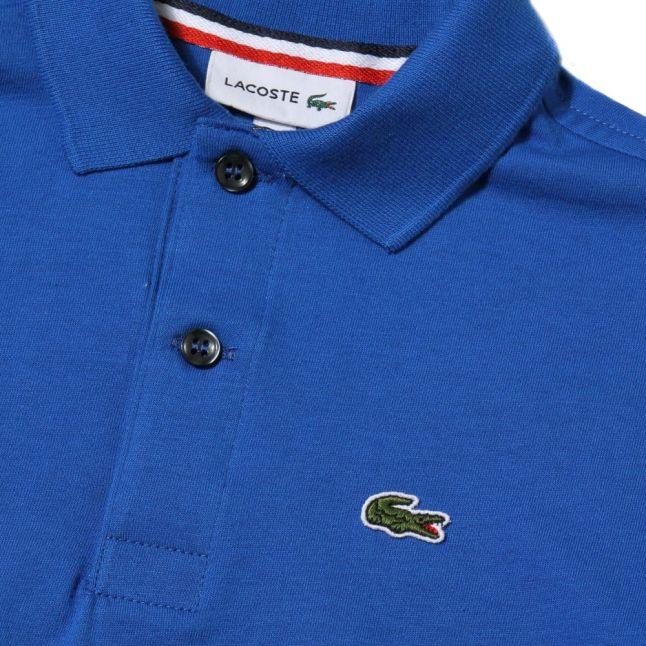 Boys Aviator Jersey S/s Polo Shirt