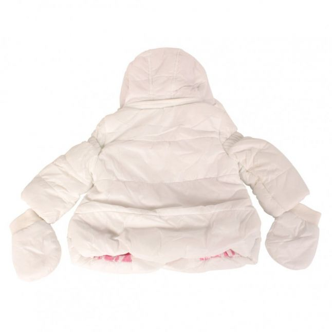 Baby Girls Janeybix Jacket in White