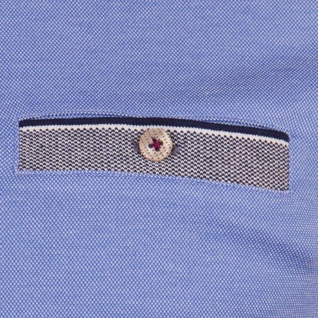 Mens Blue Shapiro S/s Polo Shirt