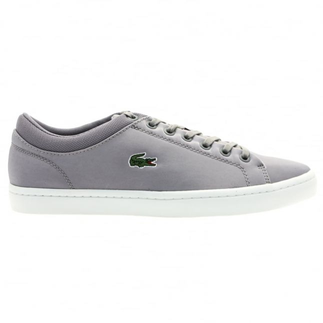 Mens Grey Straightset Trainers