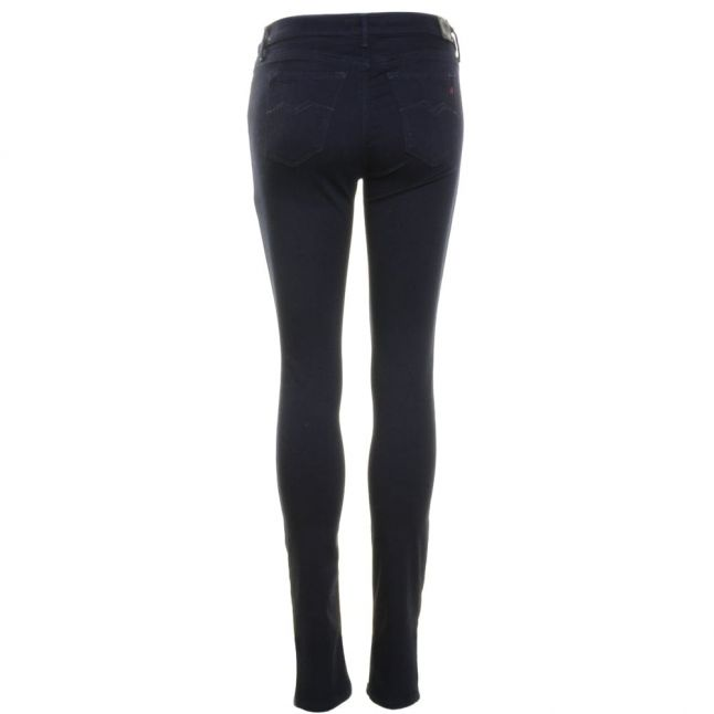 Womens Navy Joi High Rise Skinny Fit Jeans