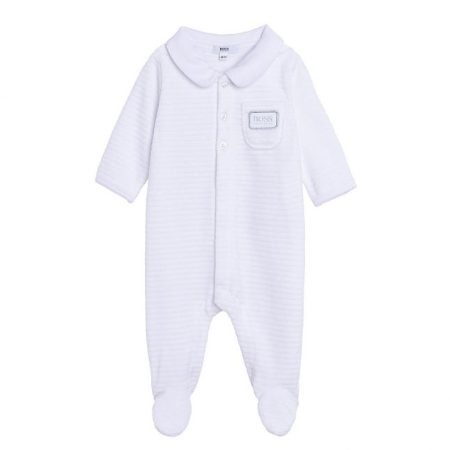 Baby White First Outfit Set