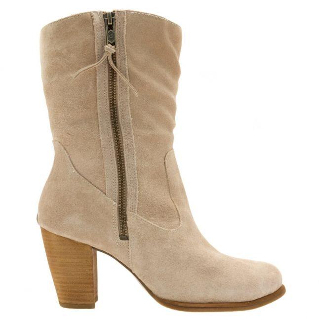 Womens Natural Lynda Boots