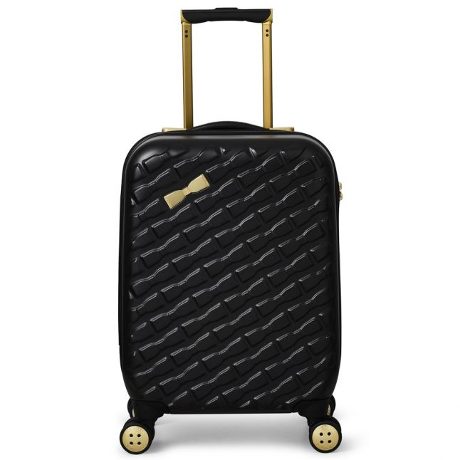 Womens Black Belle Small Trolley Suitcase