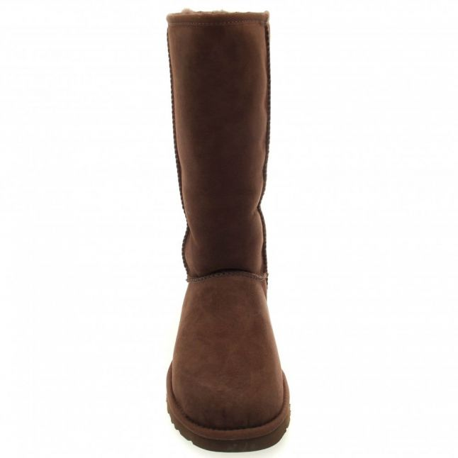 Womens Chocolate Classic Tall Boots