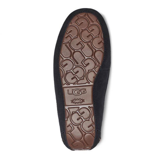 Womens Black Ansley Slippers
