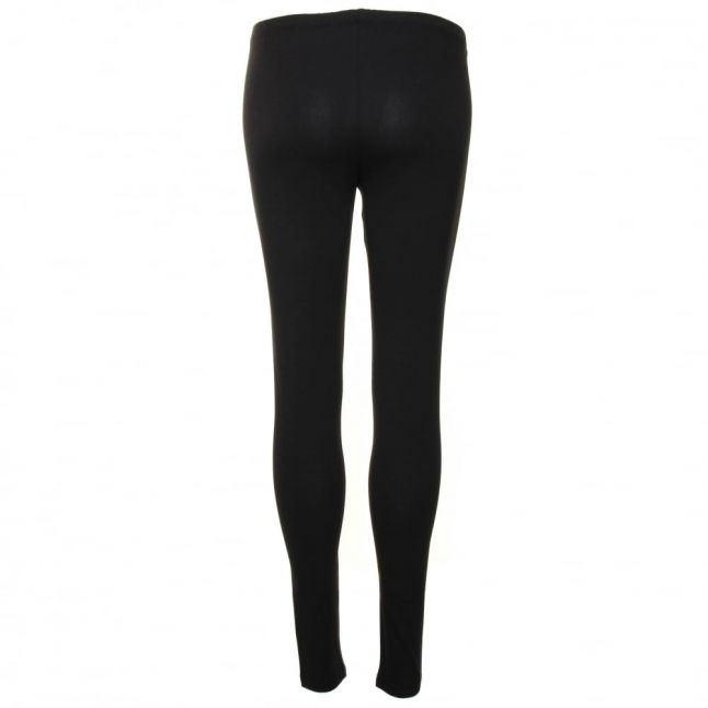 Womens Black Laura Leggings