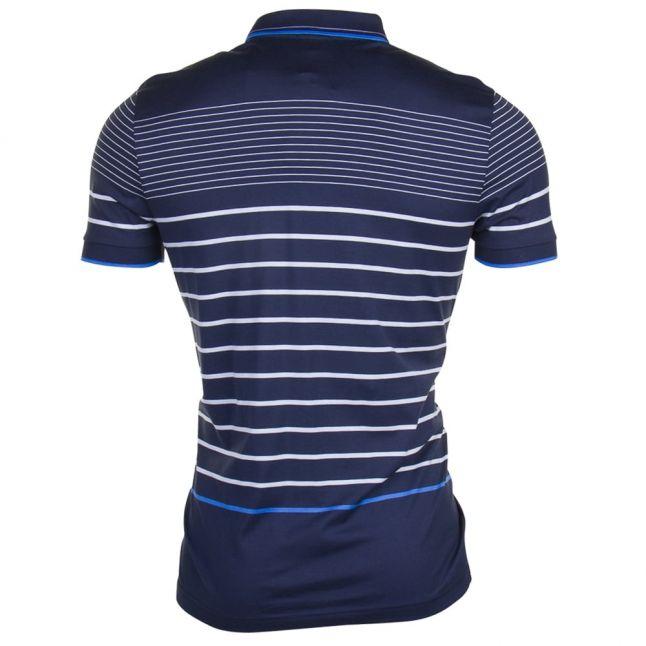 Mens Navy Paule 2 S/s Polo Shirt