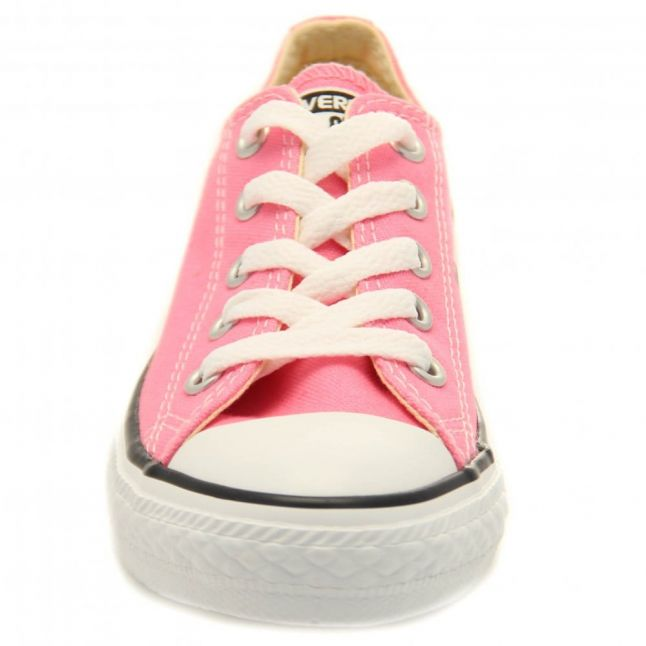 Youth Pink Chuck Taylor All Star Ox (10-2)