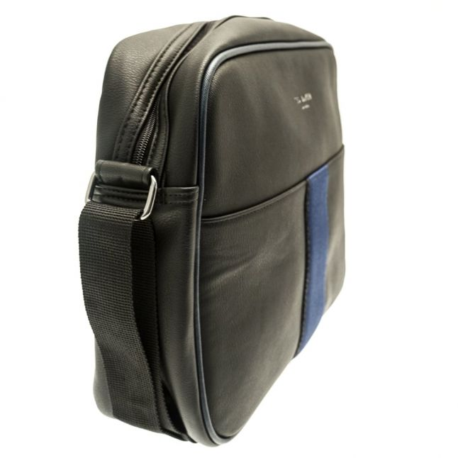 Mens Black Copper Dispatch Bag
