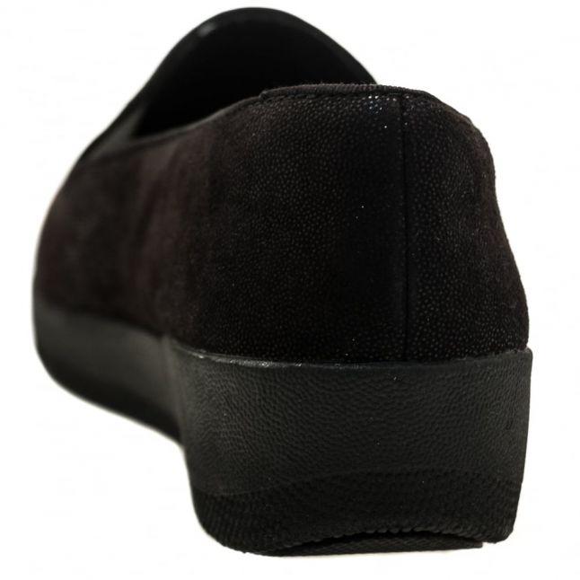Womens Black Glimmer Tassel Superskate™
