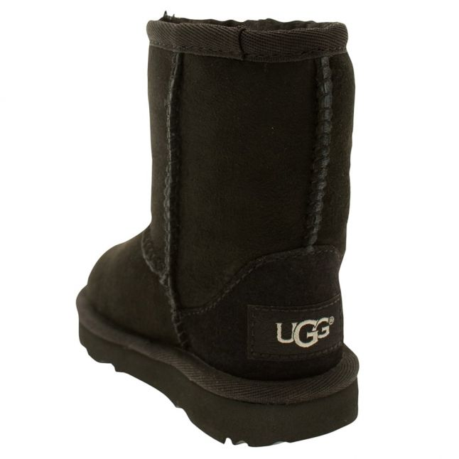 Toddler Black Classic II Boots (5-11)