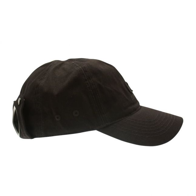 Boys Black Cap