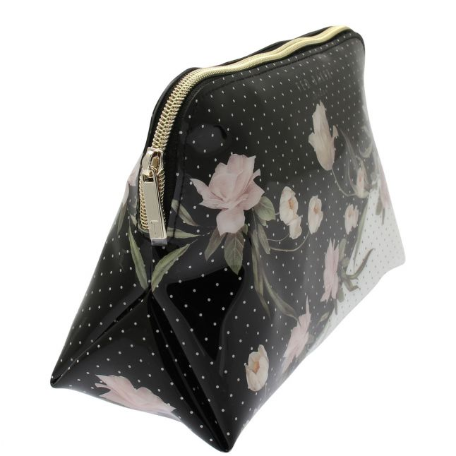 Womens Black Ceeceee Wash Bag
