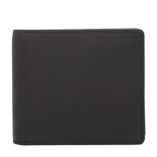 Mens Black Subway_8 CC Wallet