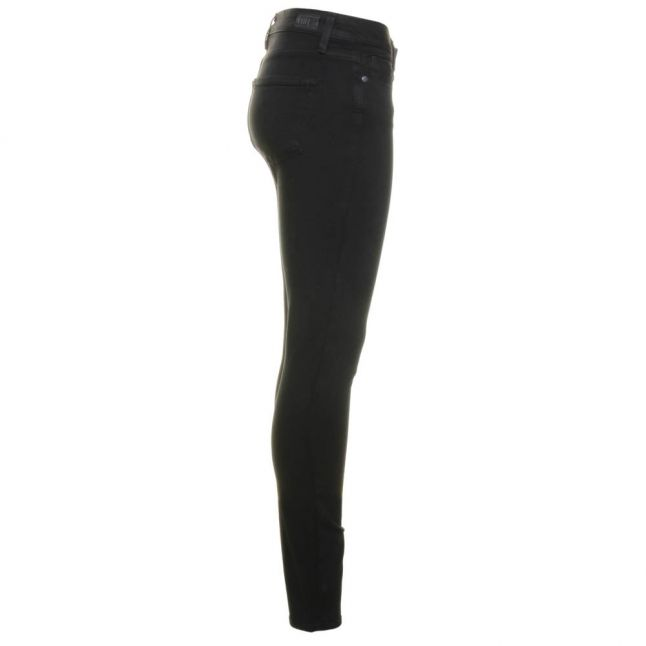 Womens Black Shadow Hoxton Ultra Skinny Fit Jeans