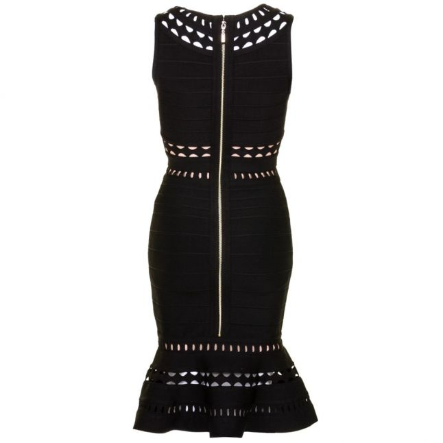 Womens Black Nicole Dress