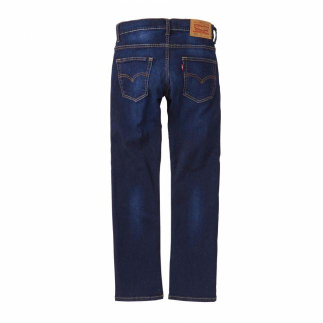 Boys Dark Blue Wash 511™ Slim Fit Jeans