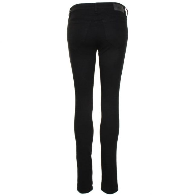Womens 0813e Black Wash Skinzee Jeans