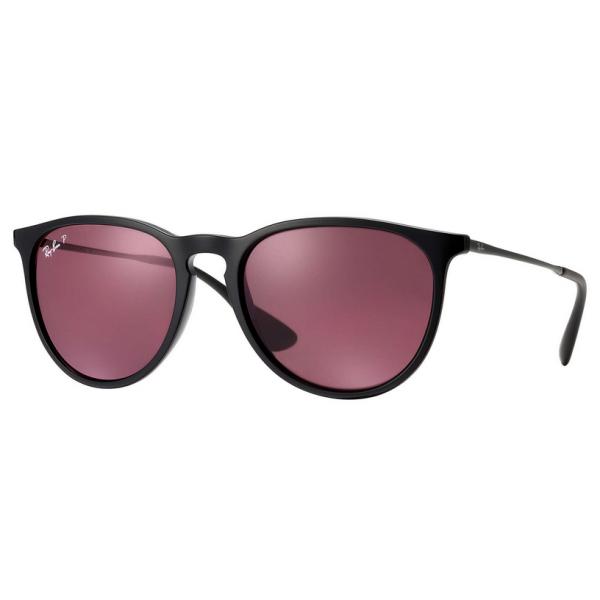 Black & Purple Polarized RB4171 Erika Sunglasses
