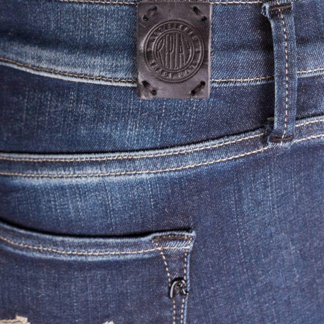 Womens Blue Wash Joi Hyperflex Skinny Fit Jeans