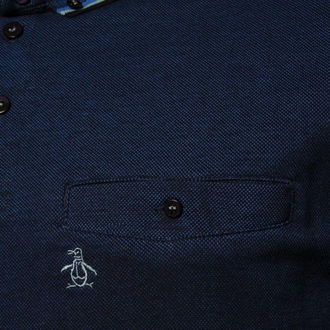 Mens Daphne Birdseye S/s Polo Shirt